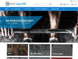 Ed Sports Gutschein März 2018