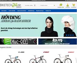 Biketech24 Gutscheine März 2018