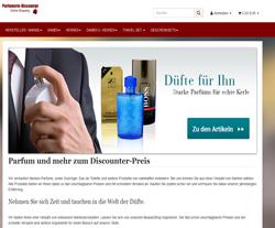 Parfumerie Discounter Gutscheine März 2018
