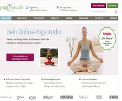 Yogaeasy Gutscheine März 2018