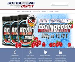Bodybuilding-Depot Gutscheine März 2018