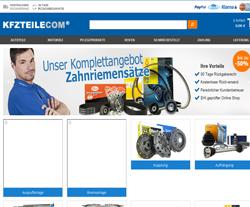 Kfzteile.com Gutscheine März 2018
