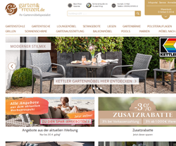 Garten-und-Freizeit.de Gutscheine März 2018