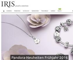 Juwelier-Iris Gutscheine März 2018