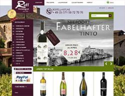 Raff-Weinimport Gutscheine März 2018