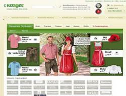 Krueger-Kleidung Gutscheine März 2018