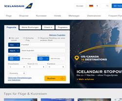 Icelandair Gutscheine März 2018