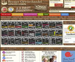Bremer-Gewuerzhandel Gutscheine März 2018