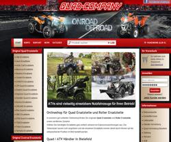 Quad Company Gutschein März 2018