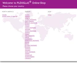 Plexiglas-Shop Gutscheine März 2018