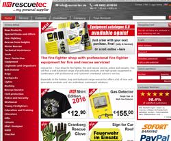 Rescue-Tec Gutscheine März 2018
