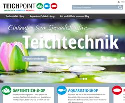 Teichpoint Gutscheine März 2018