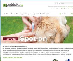 Petduka Gutscheine März 2018
