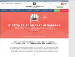 Knives and Tools Gutschein März 2018
