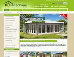 Gartenhaus GmbH Gutschein März 2018
