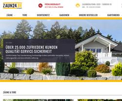 zaun24.de Gutscheine März 2018