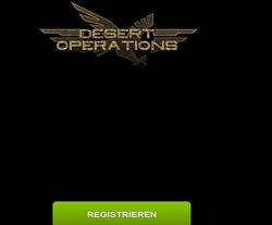 Desert Operations Gutscheine März 2018