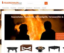 Feuerschalen-shop Gutscheine März 2018