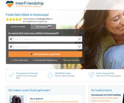 Interfriendship Gutscheine März 2018