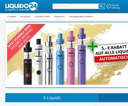 Liquido24 Gutschein März 2018