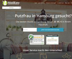 Maideasy Gutscheine März 2018