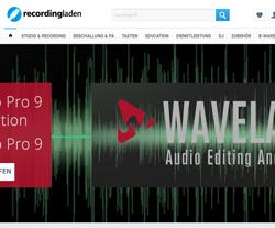 Recordingladen Gutscheine März 2018