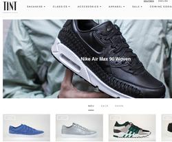 Tint Footwear Gutscheine März 2018