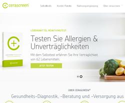 Cerascreen Gutscheine März 2018