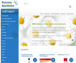 Sonnen-Apotheke-Online-Shop Gutscheine März 2018