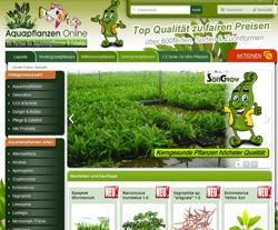 Aquapflanzen Online Gutscheine März 2018