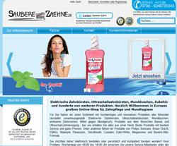 Saubere-Zaehne.de Gutscheine März 2018