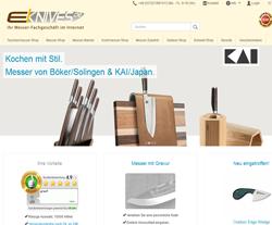 eKnives.de Gutscheine März 2018