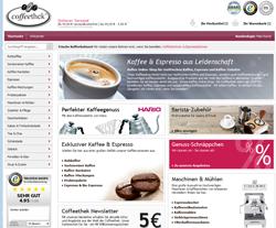 Coffeethek Gutscheine März 2018