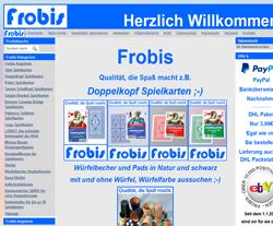 Frobis Gutscheine März 2018