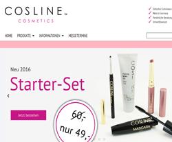 Cosline Gutscheine März 2018