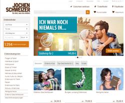 Jochen-Schweizer.at Gutscheine März 2018