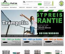 Trampolin-Profi Gutscheine März 2018