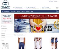 Tuff Jeans Gutscheincode März 2018