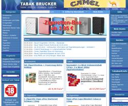 Tabak-Brucker Gutscheine März 2018