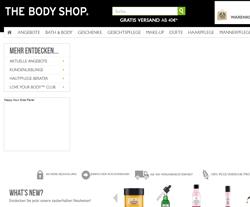 The Body Shop Gutschein März 2018