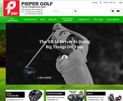 Pieper Golf Gutscheine März 2018