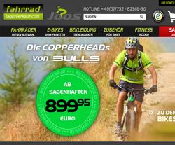 Fahrradlagerverkauf Gutscheine März 2018
