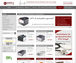 Battery-Direct Gutscheine März 2018