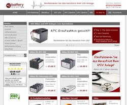 Battery-Direct Gutscheine März 2018