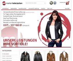 Marken-Lederjacken Gutscheine März 2018