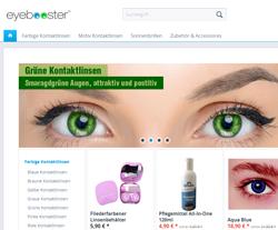 Eyebooster Gutscheine März 2018