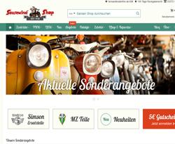 Sausewind-Shop Gutscheine März 2018