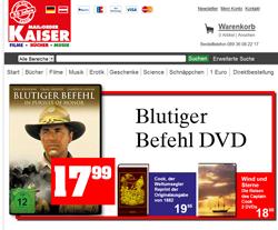 Mail-Order-Kaiser Gutscheine März 2018