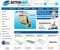 Betten-Abc Gutscheine März 2018