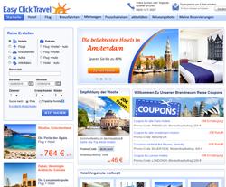 Easy Click Travel Gutscheine März 2018